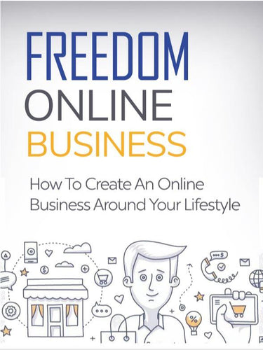 FREEDOM ONLINE BUSINESS SideHustle Shark