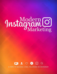 MODERN INSTAGRAM MARKETING SideHustle Shark