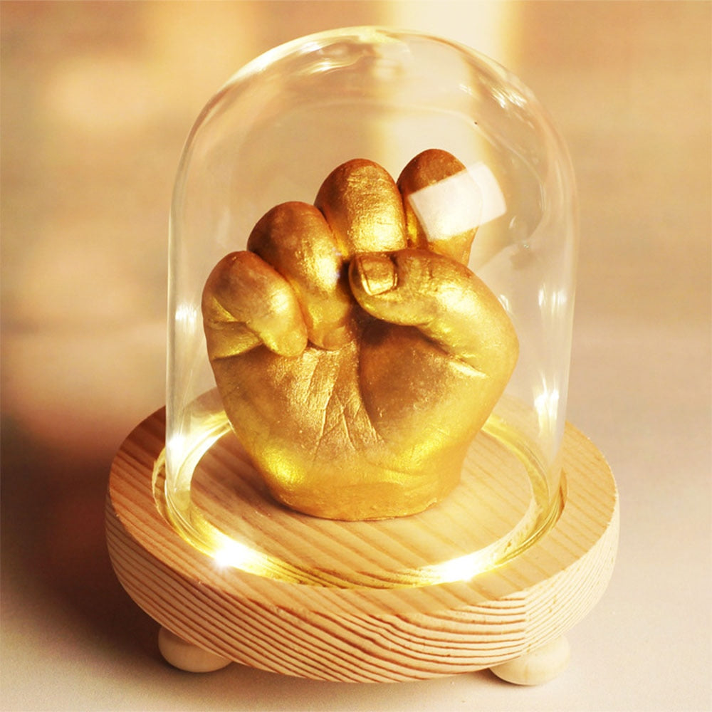 3D Hand & Foot Print Mold for Baby