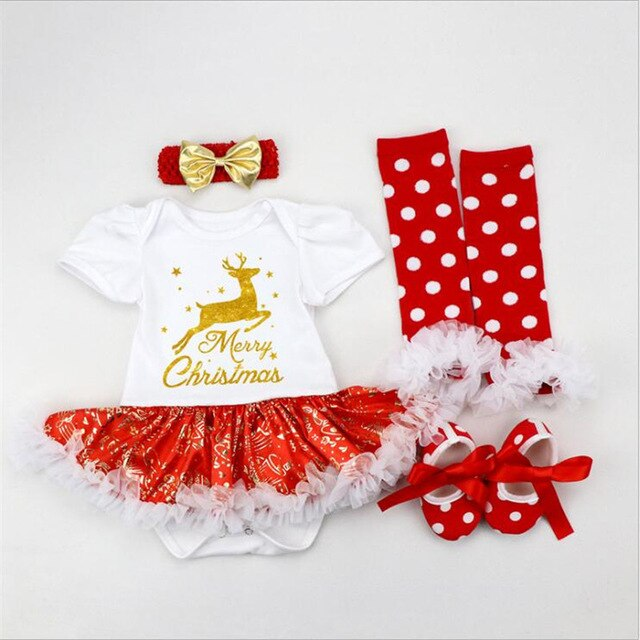 My First Christmas Princess Outfit