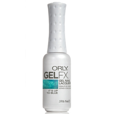 ORLY GelFx It's Up to Blue