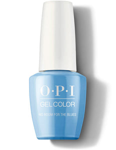 OPI Gel Color No Room For the Blues