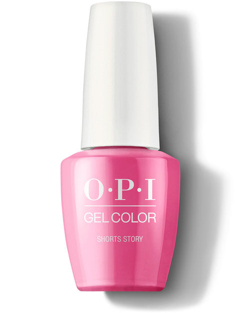 OPI Gel Color Shorts Story