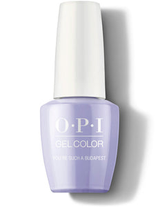OPI Gel Color You're Such a Buda-pest