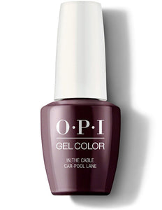OPI Gel Color In the Cable Carpool Lane
