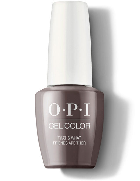 OPI Gel Color That's What Friends are Thor