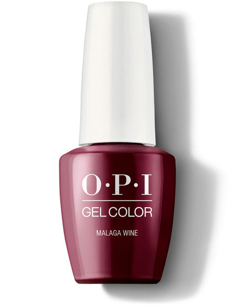 OPI Gel Color Malaga Wine