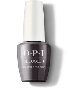 OPI Gel Color How Great is Your Dane