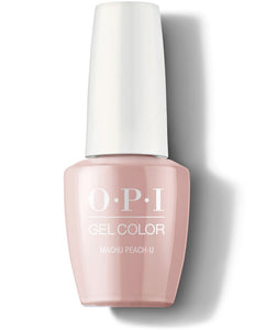 OPI Gel Color Machu Peach-u
