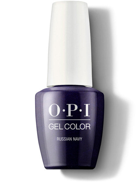 OPI Gel Color Russian Navy