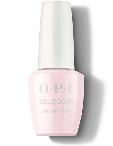 OPI Gel Color Love is in the Bare