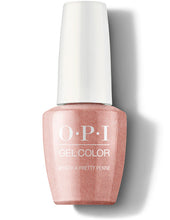 Load image into Gallery viewer, OPI Gel Color Worthy a Pretty Penne