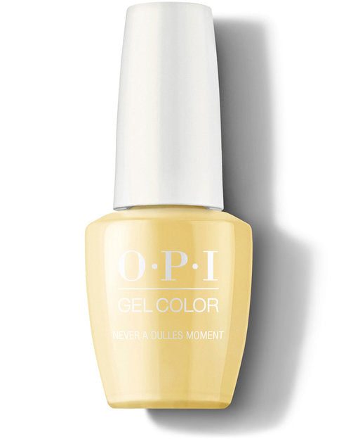 OPI Gel Color Never a Dulles Moment