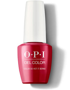 OPI Gel Color Color So Hot it Berns