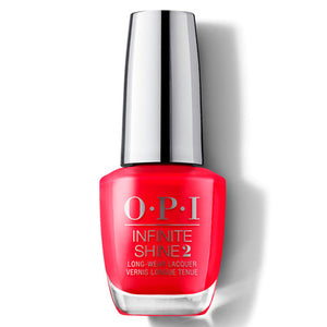 OPI Infinite Shine Coca Cola Red