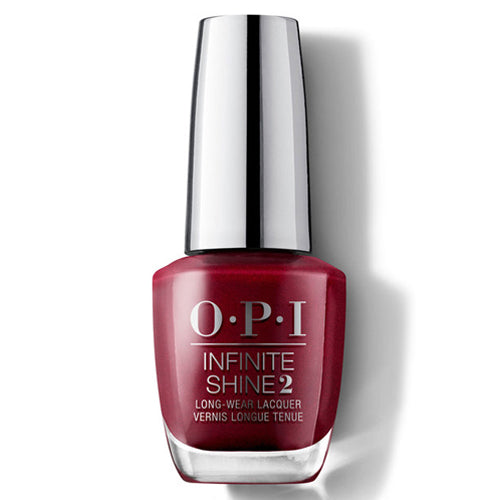 OPI Infinite Shine Bogota Blackberry