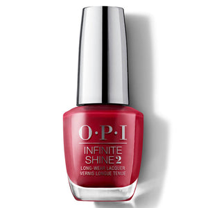 OPI Infinite Shine OPI Red