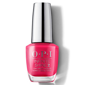 OPI Infinite Shine She's a Bad Muffuletta