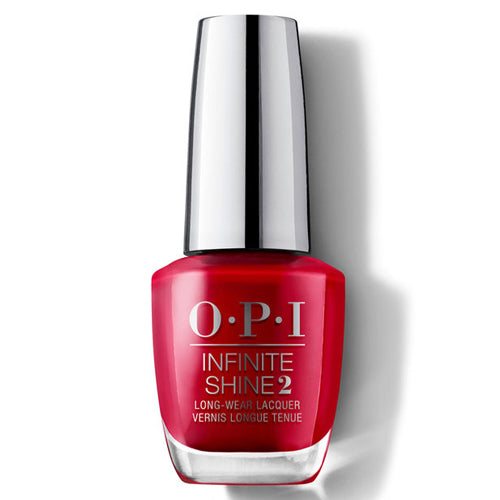 OPI Infinite Color So Hot it Bernz