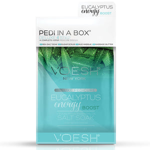 Voesh 4 Step Pedicure