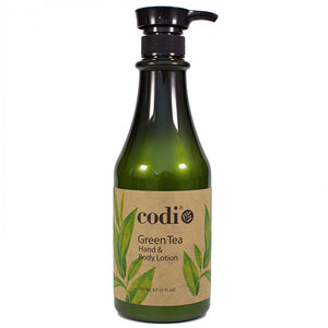 Codi Green Tea Lotion