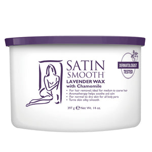 Satin Smooth Lavender with Chamomile