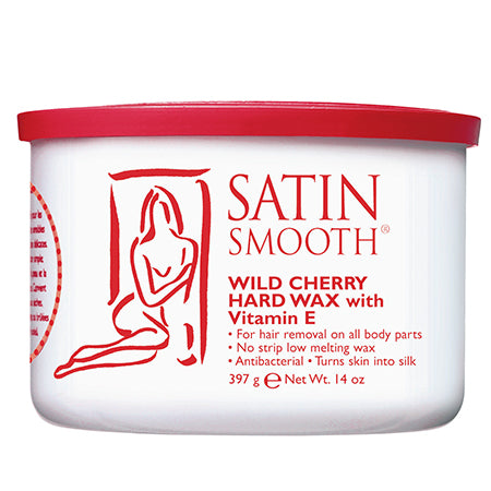 Satin Smooth Cherry Hard Wax