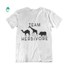 Team Herbivore Cute Animal T-Shirt