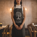 Vegan Apron -Tree Of Life
