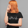 Vegan Heartbeat T-Shirt | Vegan T-Shirt