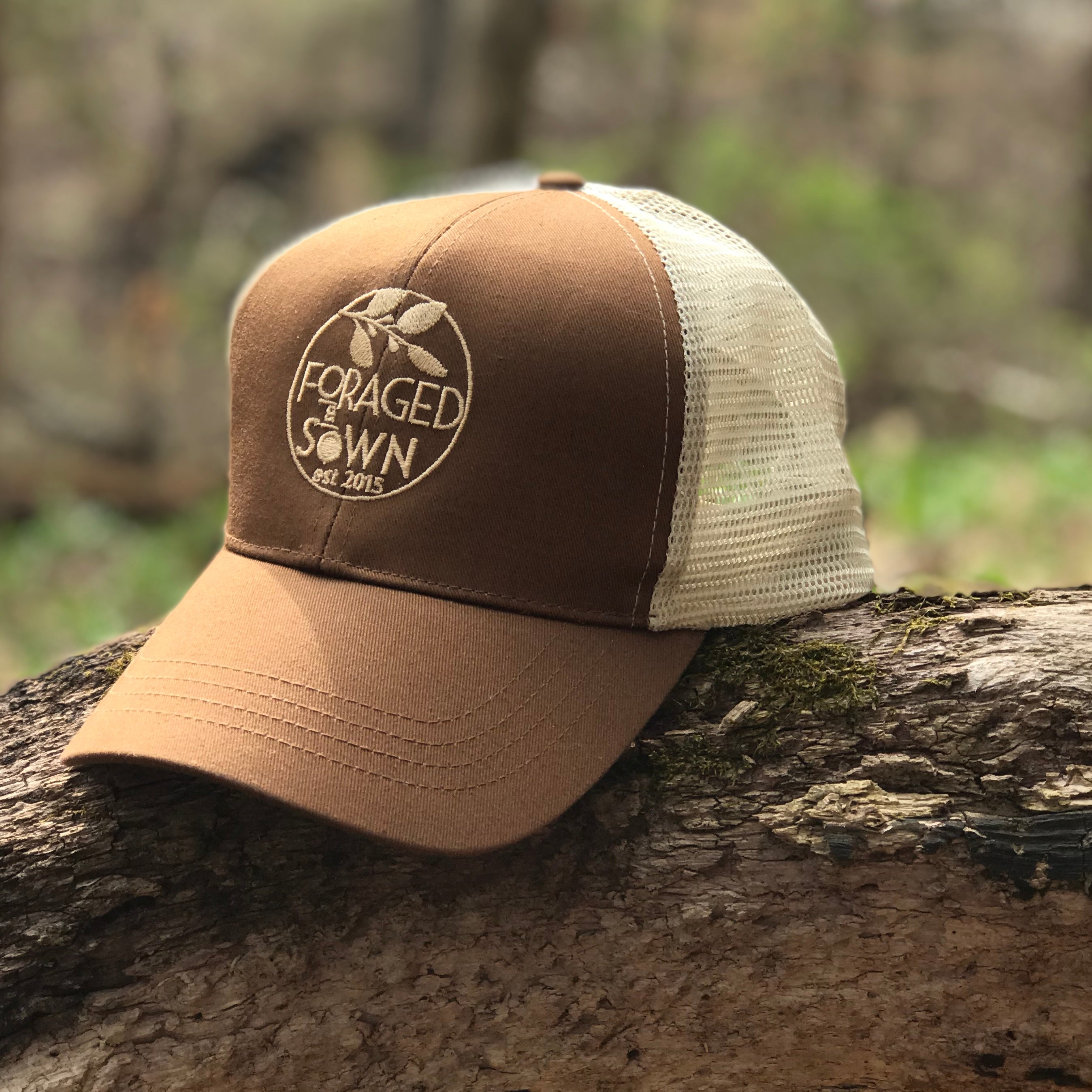 Foraged & Sown Trucker Hat