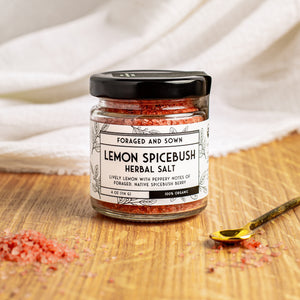 Lemon Spicebush Salt