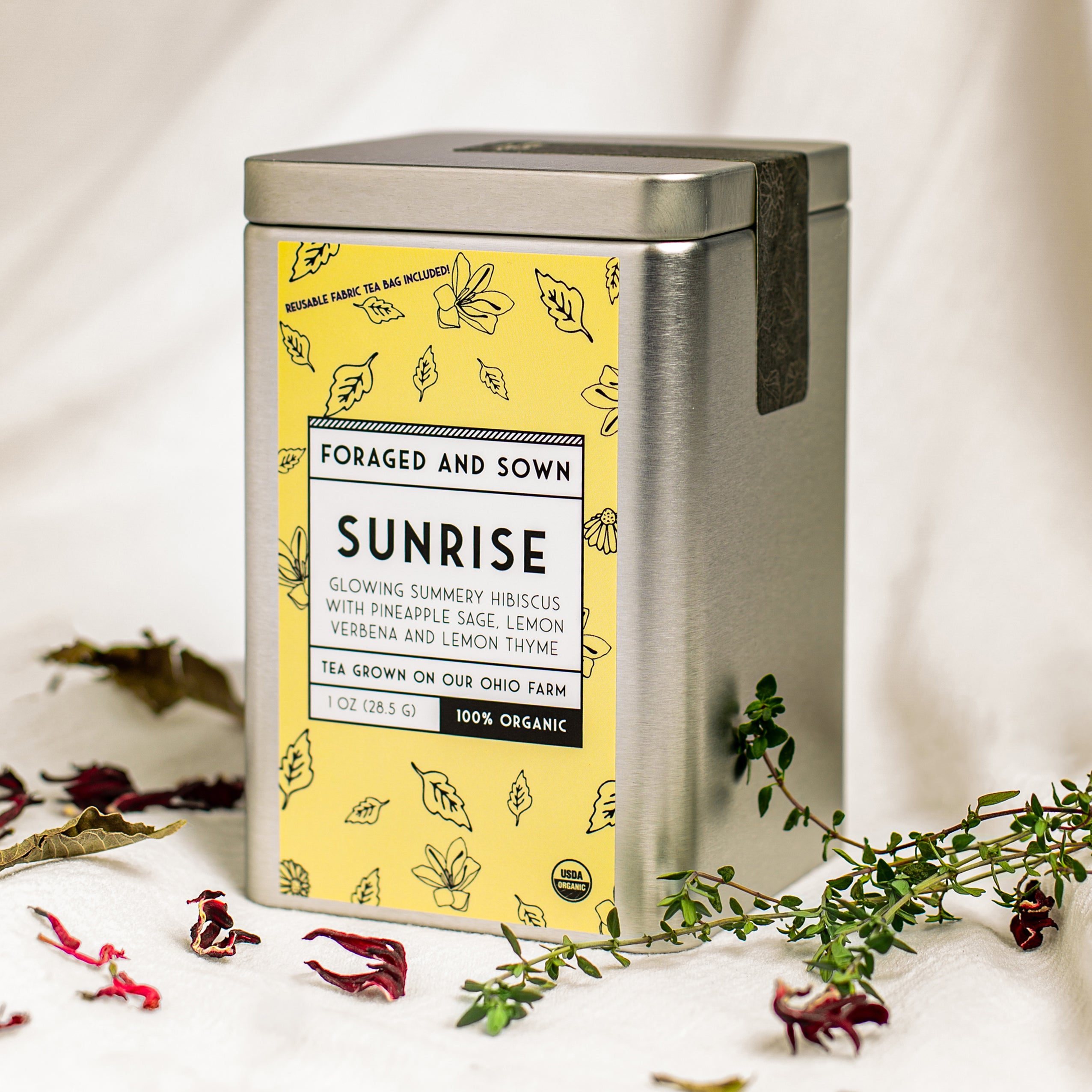 Sunrise Herbal Tea