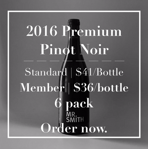2016 Premium Central Coast Pinot Noir (6 pack) </br> </h1> The Symphony Collection