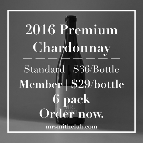 2016 Premium Santa Barbara Chardonnay (6 pack) </br> </h1> The Symphony Collection