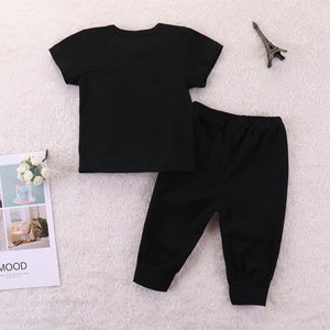 T-shirt Long Pants Summer Clothing Suit - Sofizara