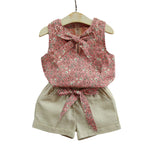 SZ Girl Top and Shorts Set - Sofizara