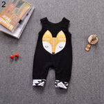SZ Fox Jumpsuit - Sofizara