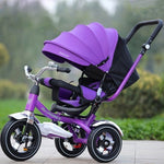 SZ Baby Tricycle Bike 3 In 1 Flat Lying Baby - Sofizara