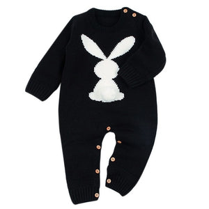 Winter Warm Sleeve Knitted Rabbit - Sofizara