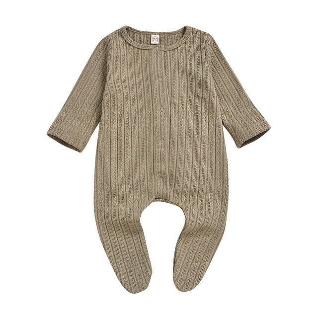 Knitted Romper Infant Jumpsuit - Sofizara