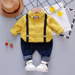 Humor Bear Boys Outfits - Sofizara