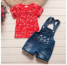 BibiCola Summer Boys clothing set - Sofizara