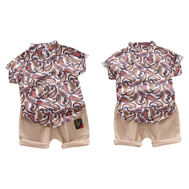 Summer T-Shirt Short Pants Sun Outfits - Sofizara