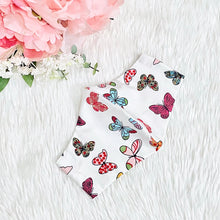 Load image into Gallery viewer, Colorful Butterflies 100% Pure Cotton Mask