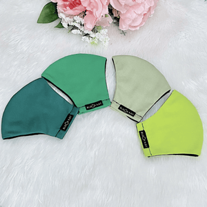 Everything Green 100% Cotton Mask