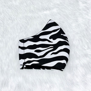 Animal Print 100% Pure Cotton Mask