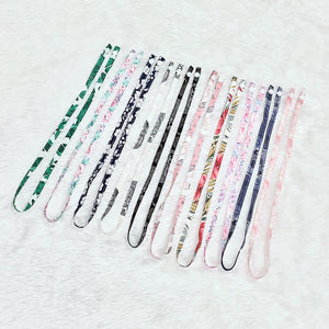 Handmade Colorful Strap/Lanyard for Masks (Multiple Colors)