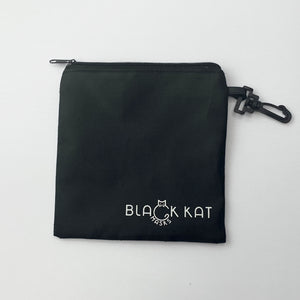 Fit-Anywhere Protect Your Mask Pouch Fold In Half Version 2 (Black Kat Exclusive)