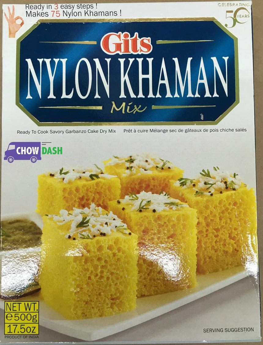 Nylon Khaman Mix - Gits (500 gms)